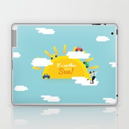 It's another day of sun! Laptop & iPad Skin