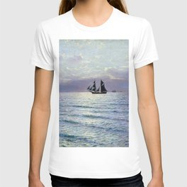 Sea 1898 By Lev Lagorio | Reproduction | Russian Romanticism Painter T-shirt