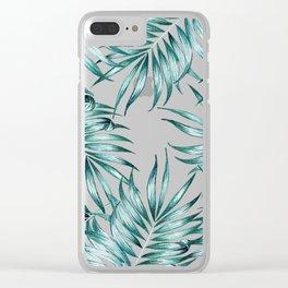 Island Life #society6 #decor #buyart Clear iPhone Case