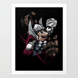 Thorio Art Print