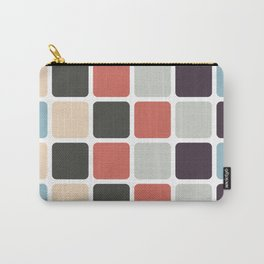 Twisty Tiles Carry-All Pouch