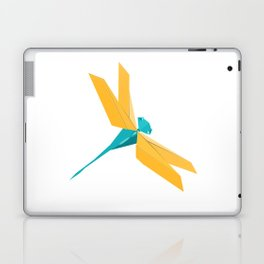 Origami Dragonfly Laptop & iPad Skin