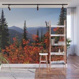 Autumn splendor Wall Mural