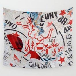 Riz, Menthe et Réglisse Wall Tapestry