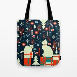Look what Santa brought Tote Bag