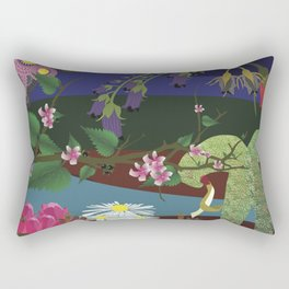 Beauty is in the Eye of the Beholder Rectangular Pillow