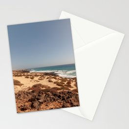Fuerteventura dunes (Corralejo) Stationery Cards