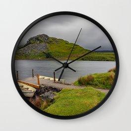 Llyn y Dywarchen, Rhyd Ddu Snowdonia Wall Clock