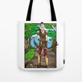 Elven Archer Tote Bag