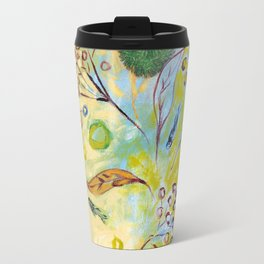 Immersed in Shallow Waters Travel Mug