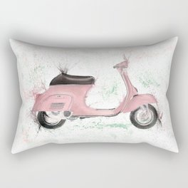 Vespa 50 Special Rectangular Pillow