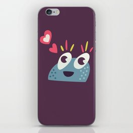 Kawaii Cute Candy Character iPhone Skin