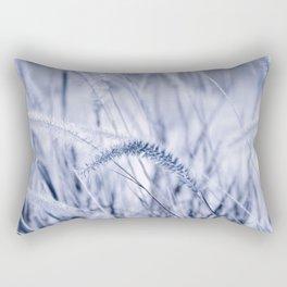 Grass blue 0109 Rectangular Pillow
