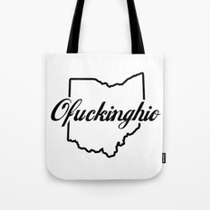 Ofuckinghio Tote Bag