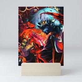 Red Ghoul Mini Art Print