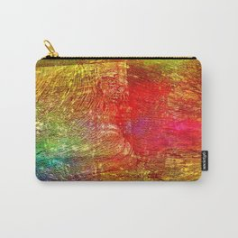 Abstract colors 8888 Carry-All Pouch