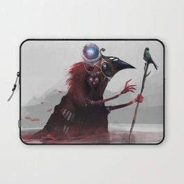 The Crow God Laptop Sleeve