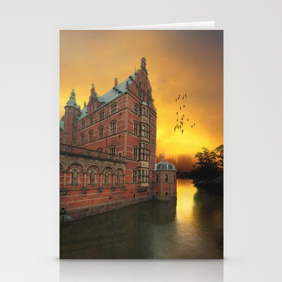 Castle View Stationery Cards