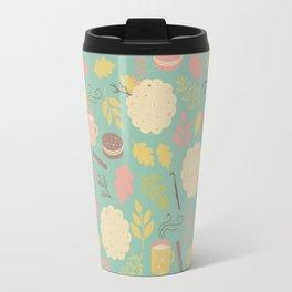 Yummy Pattern Travel Mug