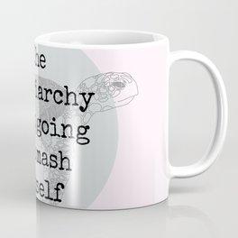 Patriarchy Turtle Coffee Mug