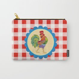 Rise and Shine Rooster Carry-All Pouch