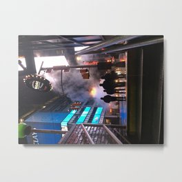 Up from the midst... Metal Print
