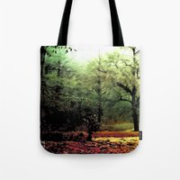 cycle Tote Bags featuring cycle by Nev3r