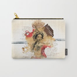 Shakespeare Ladies #1 Carry-All Pouch