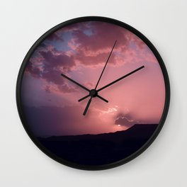Serenity Prayer - IV Wall Clock