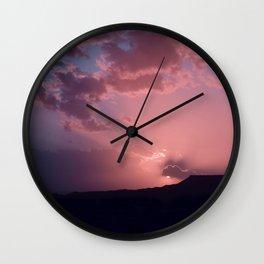 Serenity Prayer - IV Wall Clock