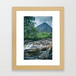 The Great Herdsman III Framed Art Print