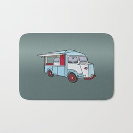 Food Truck Bath Mat