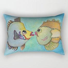 MR. & MRS. SMITH Rectangular Pillow
