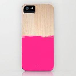Sorbet IV iPhone Case
