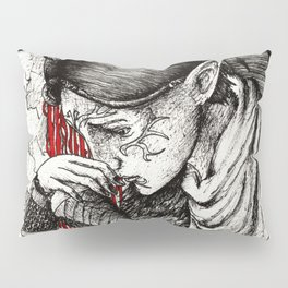 Questioning beliefs Pillow Sham