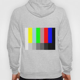 Color vs Grayscale TV Testing Hoody