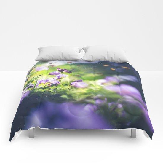 Peekaboo III Comforters
