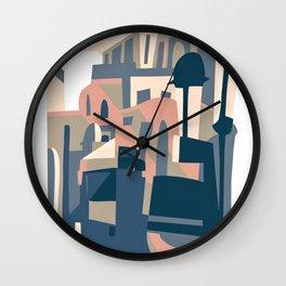 Valencia, plaza del ayuntamiento Wall Clock