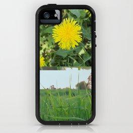 Grass Dandy iPhone Case