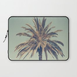 Retro palm tree Laptop Sleeve