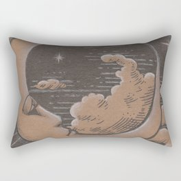Starry Night Rectangular Pillow