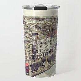 Oxford gargoyle Travel Mug