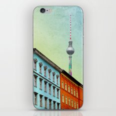 The Streets of Berlin iPhone & iPod Skin