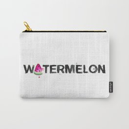 Favourite Things - Watermelon Carry-All Pouch