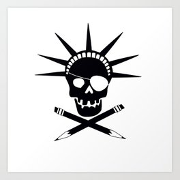 Pirates of Brooklyn Art Print