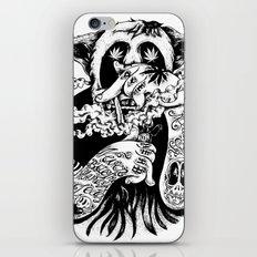 I LOVE HERB iPhone Skin