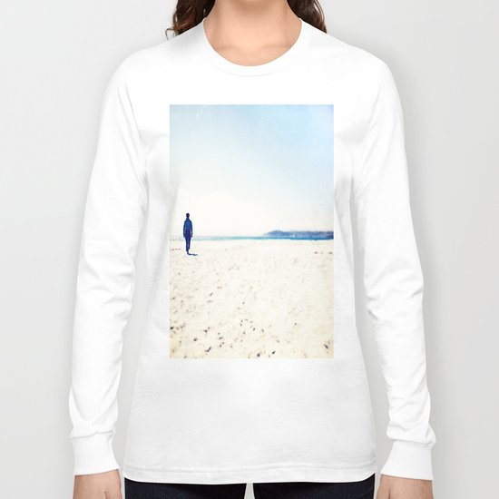 Beach & Blue Long Sleeve T-shirt