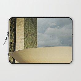 Brasilia, Brazil Architecture Laptop Sleeve