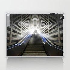 Move into the light Laptop & iPad Skin