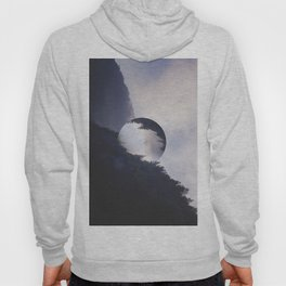 The Abstract Space Between Light, Nature, and Sound.  Yea. Hoody